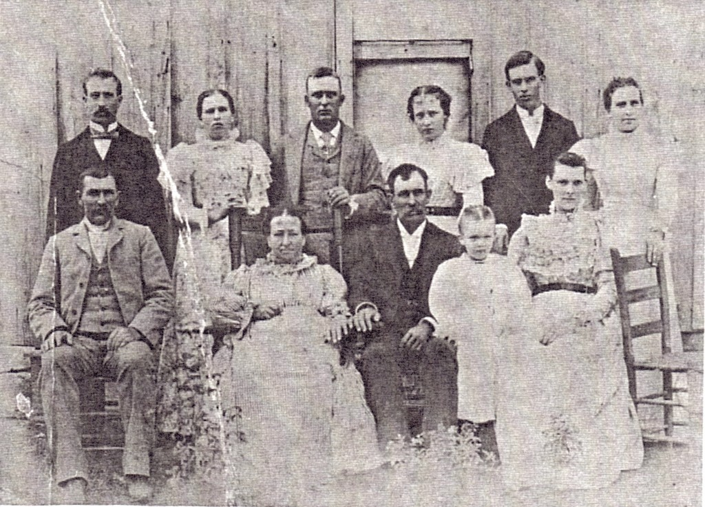 The Henry Family, Circa 1900