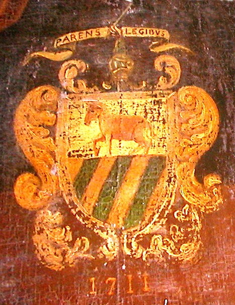 Cavalletto Family Crest, Vesignano